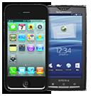 iphone スマートフォン アプリ